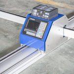 Cortadora de metalls de plasma cnc de 1300x2500mm amb màquines de tall de plasma cnc de baix cost usades