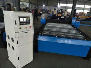 1325 màquina de tall de plasma cnc de codi g d'alta qualitat