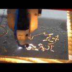 Màquina de tall portàtil cnc de plasma inoxidable 1325