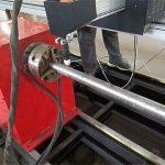 2018 nova màquina portàtil de tall de tubs de plasma de tipus tipus portàtil, màquina de tall de tubs de metall cnc