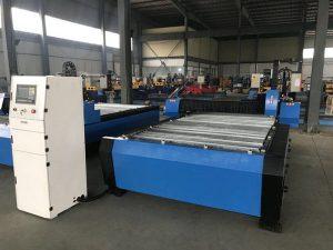 Xina 1325 1530 controlador d'alçada de torxa barat de plasma huayuan metàl·lic de tall d'acer cnc de màquina de tall de plasma