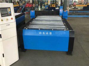 Xina Huayuan 100A màquina de tall de plasma de 10mm de placa CNC