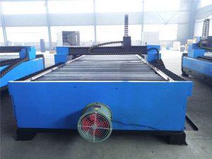 màquina de tall de placa metàl·lica d'acer pesat de gran duresa cnc