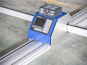 Màquina de tall de plasma de gran eficiència CNC de 0-3500mm de velocitat mínima