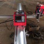 màquines de tall portàtil de cnc de flama cnc / mini metall portàtils d'alta qualitat