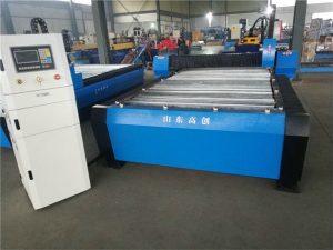 Jinan CE Profession 1325 petita màquina de tall de plasma de CNC