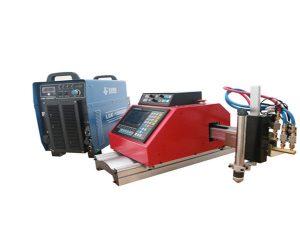 màquina de tall portàtil de flama i plasma cnc de baix cost