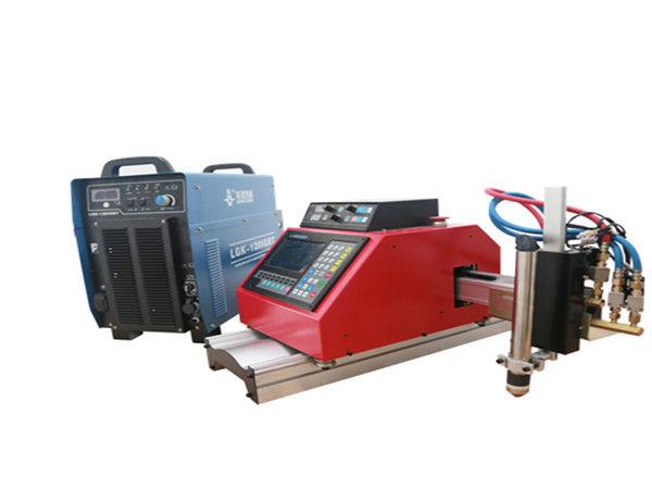 Màquina de tall FlamePlasma CNC portàtil de baix cost