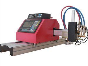 Màquina de tall CNC FlamePlasma de perfil quadrat multifuncional de gran qualitat
