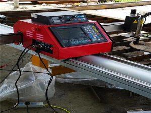 màquina de tall numèrica portàtil cnc / talladora de plasma metàl·lica