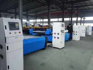 fabricants de màquines de tall de flama de nou disseny / escriptori de perfil de plasma / màquina de tall de flames
