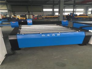 Nova màquina de tall CNC dissenyada per a talladora de plasma de xapa CNC