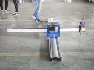 nova tecnologia micro start cnc cutter / màquina portàtil de tall de plasma cnc