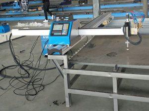 Màquina de tall portàtil de plasma cnc a preu econòmic. Talladora de metalls