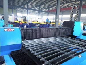 Pràctic i econòmic, màquina de processament de metalls d'alta precisió / rendiment / màquina portàtil de tall de plasma cnc zk1530
