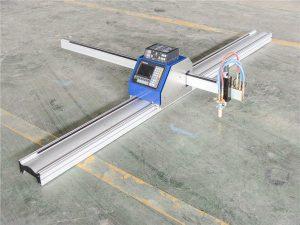 Màquina de tall de plasma de cnc de baix cost 1530 metalls d'acer a JINAN exportada a tot el món CNC