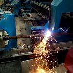 màquina de tall automàtica de tubs de plasma cnc d'aire per xapa metàl·lica