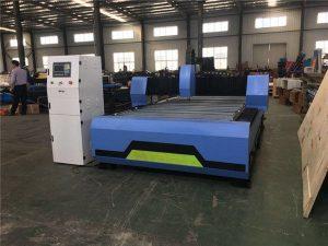 màquina de tallar paper de plasma de cnc nakeen a la fàbrica de l'Índia