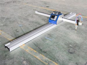 màquina de tall de plasma cnc de baix cost amb sistema de control de marca