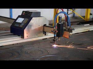 Màquina de tall mini de plasma de cnc portàtil de baix cost