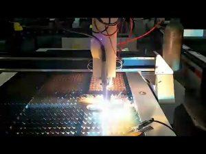 talladora de plasma de baix cost de xapa d'acer cnc petita màquina de tallar plasma