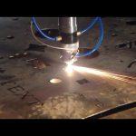 fabricat a la Xina assegurança del comerç de la màquina de tall portàtil cnc de talladora de preus barats per a ferro de metall inoxidable