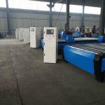 màquina de tall de plasma barata de metall cnc Xina 1325 / màquina de tall de plasma cnc de metall