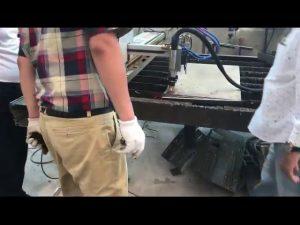 mini màquina portàtil de tall de plasma cnc talladora de plasma cnc
