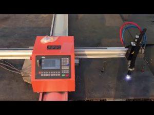 màquina portàtil de tall de plasma de gas de flama cnc