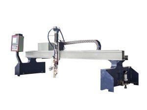 petita màquina de tall de metalls pantògraf cnc / tallador de plasma cnc